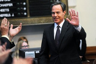 How you like me now? Speaker Joe Straus returns for a third session