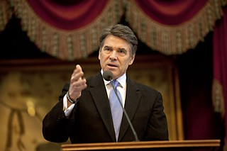 Governor-for-Life Rick Perry at opening day of the Legislature, Jan. 8