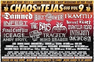 Chaos in Tejas: Damned If You Don't