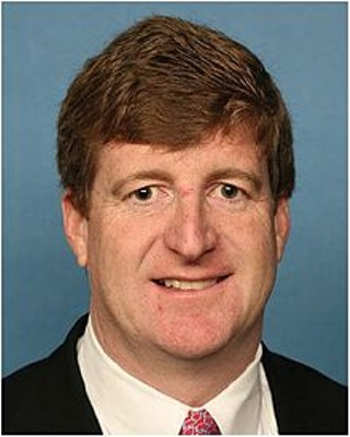 Former U.S. Rep. Patrick J. Kennedy wants you to say 'No' to legal pot