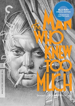 DVD Watch: 'The Man Who Knew Too Much'