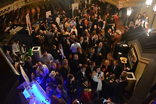 The San Antonio Cocktail Conference at the Majestic Theatre