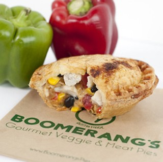 Boomerang's Hosts Aussie Day: Handheld Pie Party