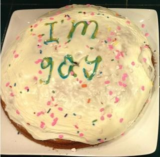 If I knew you were coming out, I'd've baked a cake