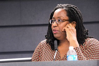 In a surprise move, AISD trustee Tamala Barksdale voted for single-sex schools.