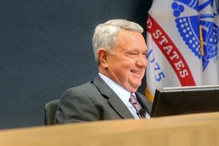 Mayor Leffingwell delivers his State of the City address on Tuesday.