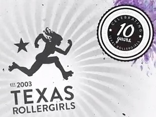 Texas Rollergirls: A Decade of Aggression