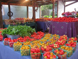 A Market Day at Boggy Creek Farm