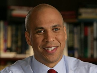 Newark Mayor (and Stealth Superhero?) Cory Booker Booked for SXSW