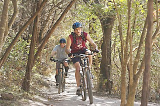 Night Bikes: First Step to 24-Hour Trails?