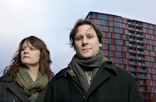 Julia Halperin and Jason Cortlund
