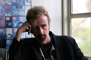 T.C. Boyle in Los Angeles in 2006