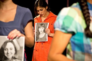 Cohen New Works Festival: <i>The Women of Juarez</i>