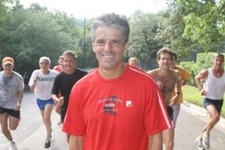 RunTex owner Paul Carrozza