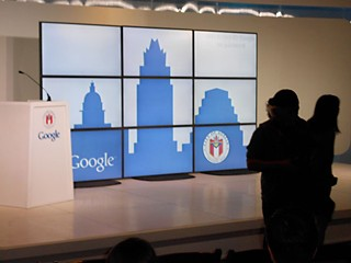 Point Austin: Getting Googled