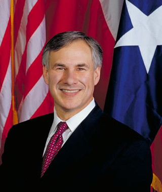 Greg Abbott probably does not belong to President Obama's book club