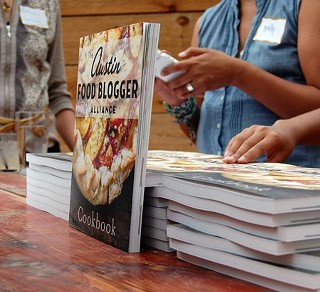 Food Bloggers Celebrate Cookbook Release