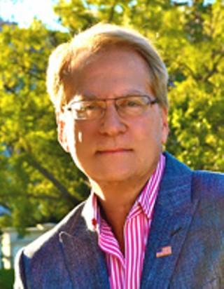 Larry Klayman worries about the trees in the forest