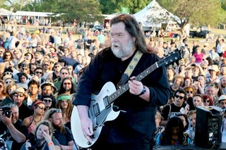 Roky Erickson at Carson Creek Ranch, 4.28.13