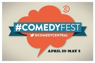 Twitter Comedy Fest Starts … Now!