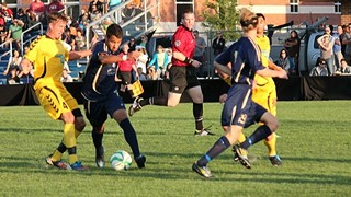 Aztex and OKC in action May 11