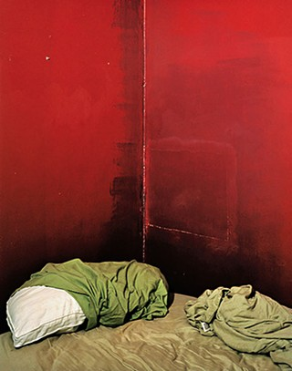 <i>Red Room</i>, by James Scheuren