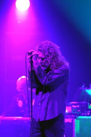 The lion sleeps tonight: Robert Plant, ACL Live at the Moody Theater, 6.23.13