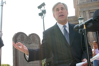 Texas Attorney General Greg Abbott: Voter ID law will take effect immediately.