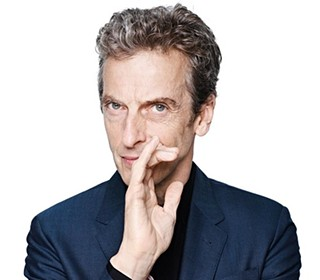 Call me the Doctor: Peter Capaldi stepping into the TARDIS as the 12th incarnation of 'Doctor Who'