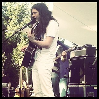 Kurt Vile, also appearing in Austin at the Mohawk on Aug. 20.
