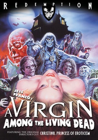 DVDanger: 'Alyce Kills'/'A Virgin Among the Living Dead'