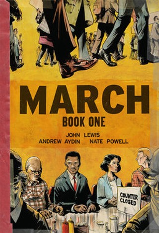 Celebrate the 50th Anniversary of the March on Washington With This New Graphic Novel