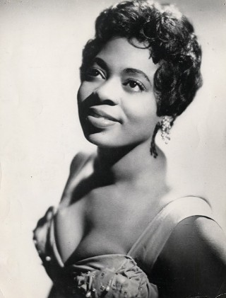 Donna Hightower in an undated publicity photo