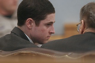 Colton Pitonyak at his 2007 trial