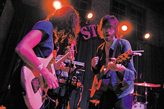 Okkervil River at Stubb's, August 22