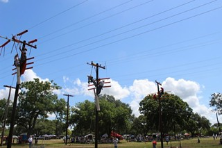 Still on the line: Austin Energy's high-wire repairmen