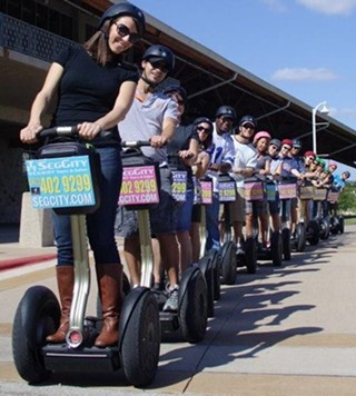 Best of Austin: Segway Tours