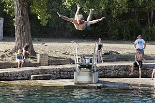 Council aims to fix Barton Springs
