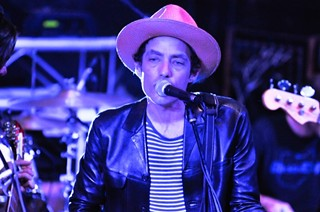 Rebel: Jakob Dylan performing at Petty Fest, Mohawk, 9.25.13