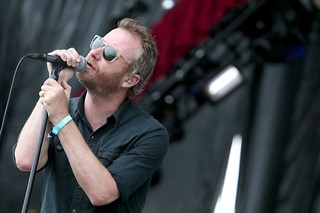 Matt Berninger at Bonnaroo Music & Arts Festival, 6.16.13