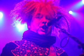 The Melvins' Buzz Osborne at Emo's 10.26.13