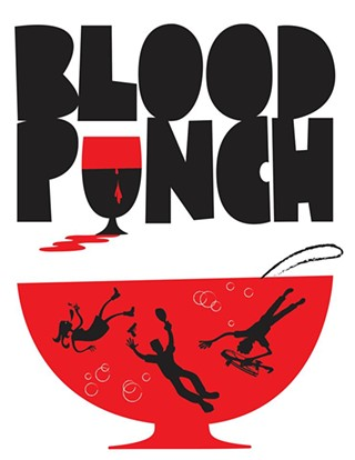 A Drink to 'Blood Punch'