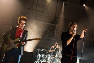 Phoenix at Austin's Anderson High School, 11.7.13. Open image gallery for more pictures from the show.