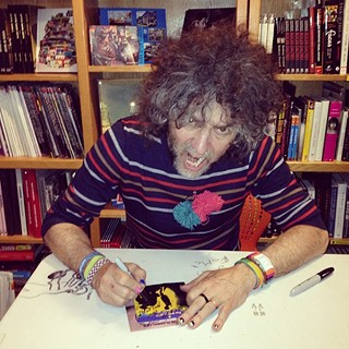 Don't Feed the Animals: Wayne Coyne at Waterloo
