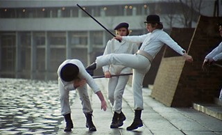 <i>A Clockwork Orange</i>