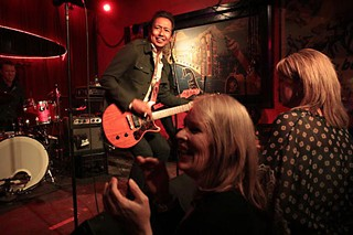 Alejandro Escovedo and Margaret Moser (see Best Local Show, below)