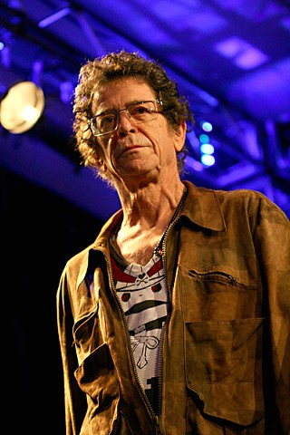 Lou Reed at SXSW 2008