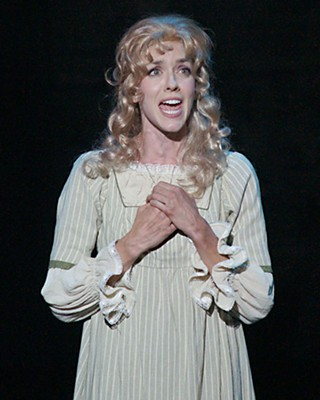 Jill Blackwood in <i>Les Miserables</i>