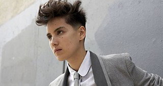 Mouthfeel and pals bring Kim Ann Foxman to town (see Friday).