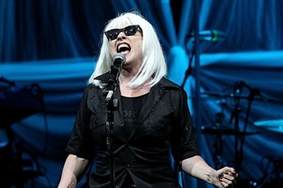 Blondie herself at the Moody Theater, 2011